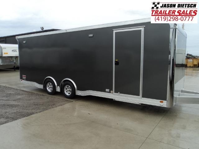 2018 ATC All Aluminum 8.5X24 Car Hauler Xtra Hi....AT-Stock # 212986