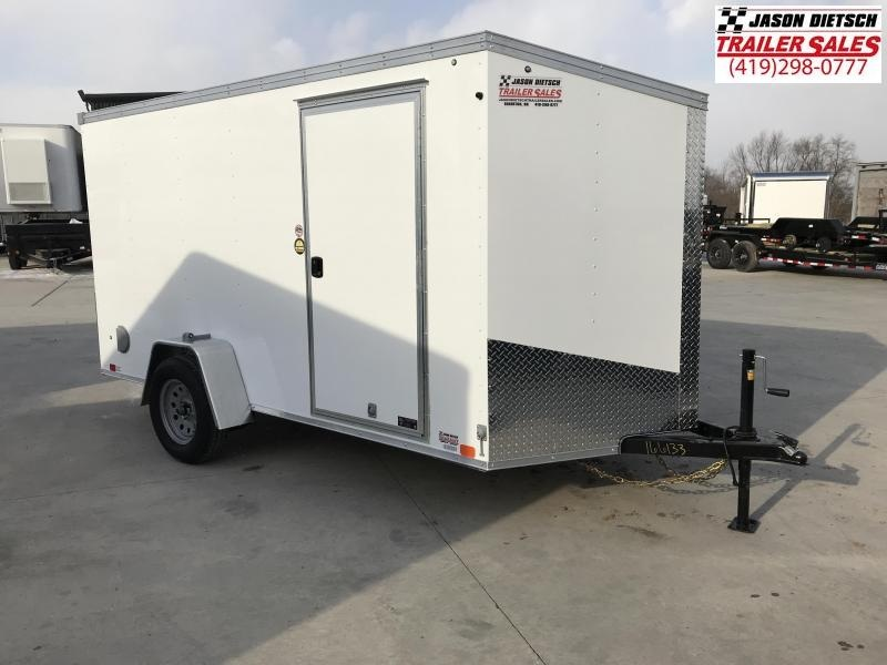2019 United XLV 6X12 V-Nose Slant Enclosed Cargo Tr....Stock# UN-166133