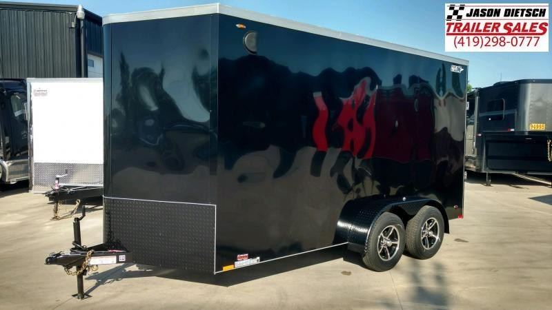 2020 Legend Manufacturing 7X16 STV Enclosed Cargo Trailer....STOCK# LG-317260