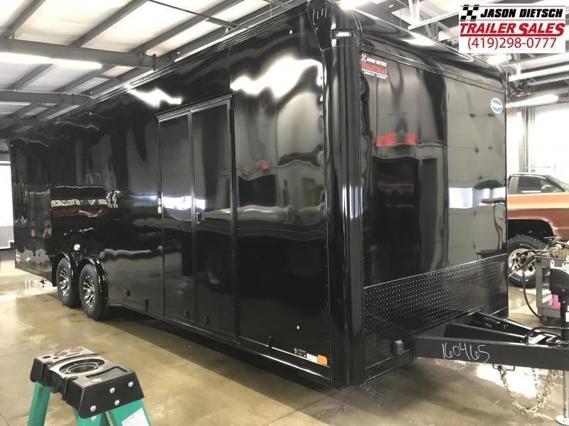 2019 UNITED 8.5x28 Gen 4 EXTRA HEIGHT...UN-160465