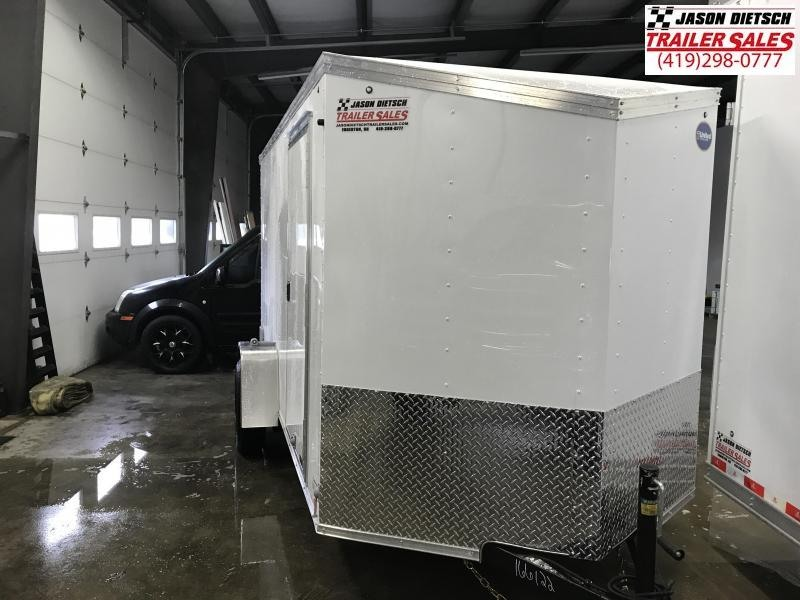 2019 United XLV 6X12 V-Nose Slant Enclosed Cargo Tr....Stock# UN-166122