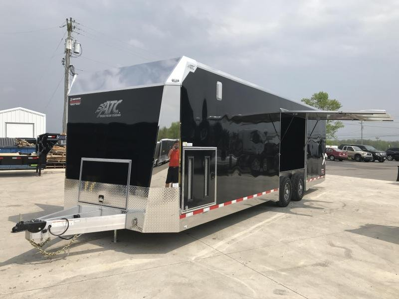 2020 ATC QSXAB85280-2T6.0K Car / Racing Trailer