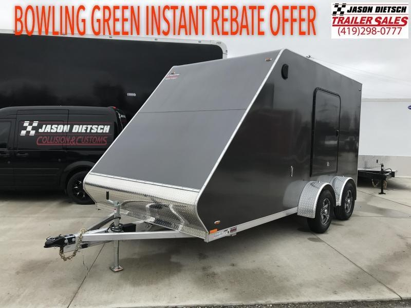 2019 Legend Manufacturing 7X17 ATV Trailer (BOWLING GREEN INSTANT REBATE OFFER)