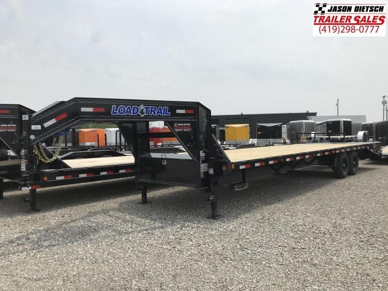 2018 Load Trail 102X30 Tandem Heavy Duty Gooseneck Equipment Trailer.... Stock# LT-167957