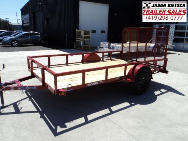 2018 Load Trail SE 77x12 Single Axle....Stock#LT-163532