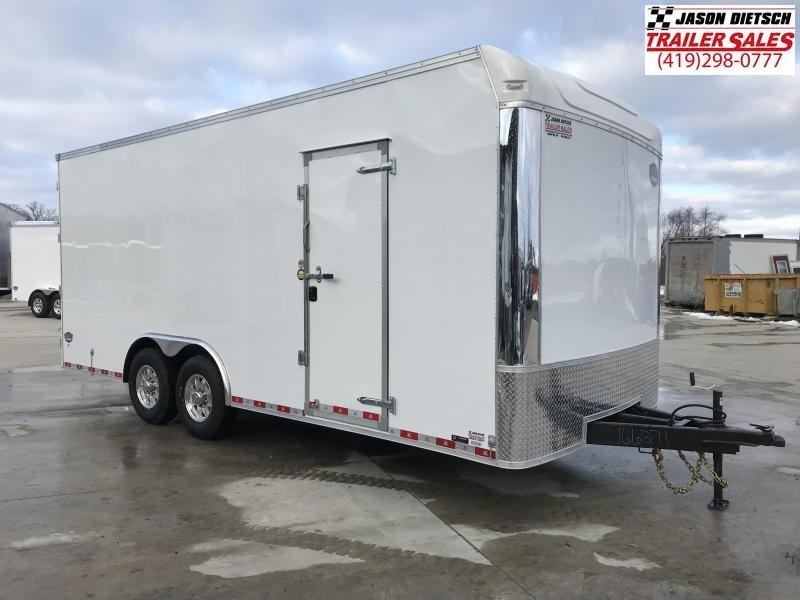 2019 United Trailer UXT 8.5x20 Enclosed Trailer....Stock#UN-166271