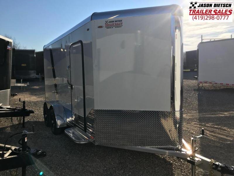 2019 Legend Manufacturing 7x17 EXTRA HEIGHT DVNTA35 Enclosed Cargo Trailer... STOCK# 317348