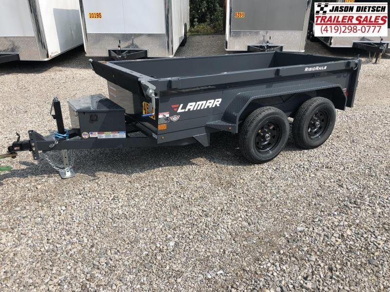 2019 Lamar Trailers 60X10 MINI Dump Trailer....STOCK# LM-069508