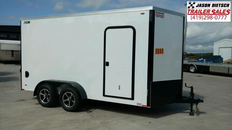 2020 Legend Manufacturing 7X16 STV Enclosed Cargo Trailer....STOCK# LG-317257