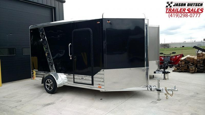 2018 Legend Manufacturing 7X15 DVNSA30 Enclosed Cargo Trailer 317250