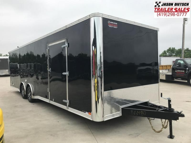 2020 United Trailers XLT 8.5X28 STANDARD HEIGHT Car / Racing Trailer....STOCK# UN-166480