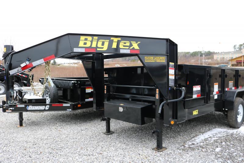 2018 BIG TEX 14GX-14