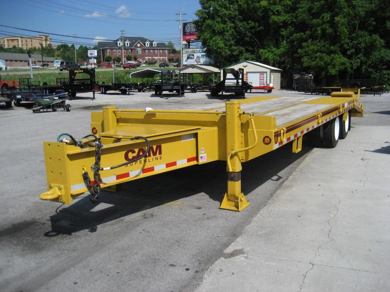 2019 Cam Superline 20CAM825 Equipment Trailer