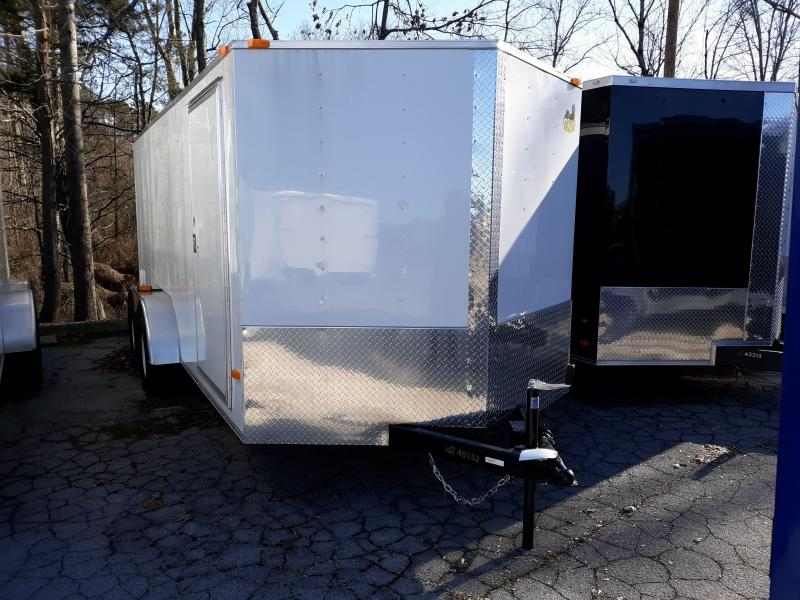 2019 COVERED WAGON 7X16 ECONO