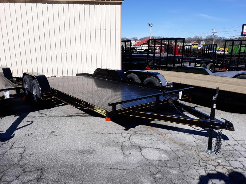 2019  Smoky Mountain 7K 15+3 STEEL Trailer