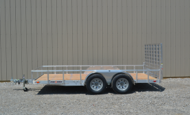Sport Haven 7x14 Utility Trailer