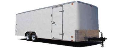 Pace American Outback 8.5 x 20 Car Hauler 7K