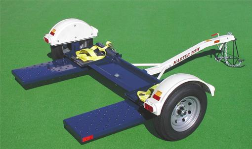 Master Tow Model 77T Car Trailer