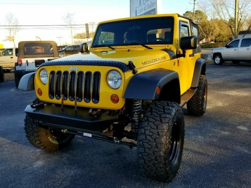 2008 Jeep WRANGLER 2DR X 4WD