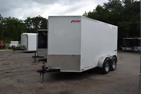 2018 Pace American Journey 6X12 Tandem Axle Cargo / Enclosed Trailer