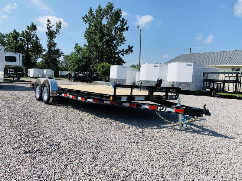 2020 PJ Trailers PJ C5 18' Car / Racing Trailer