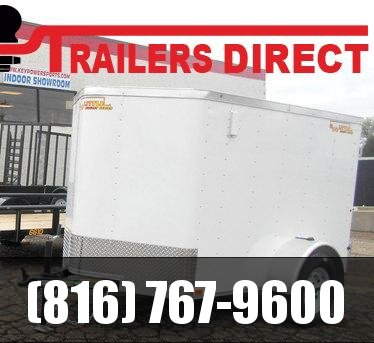 2019 Doolittle Trailer Mfg 5 X 8 Enclosed Cargo Trailer