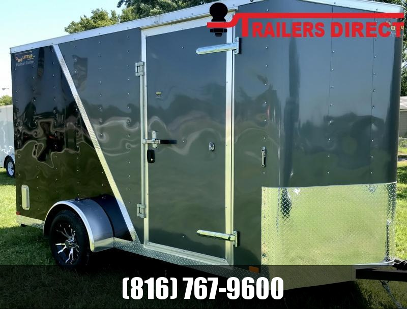2020 Doolittle Trailer Mfg 6 X 12 Platinum Edition Enclosed Cargo Trailer