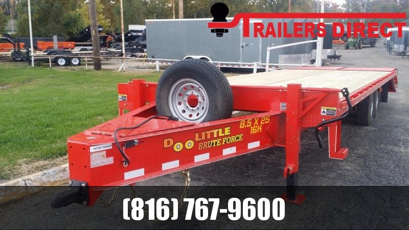 RENTAL TRAILER FROM TRAILERS DIRECT OF KC Starting As Low As $45 A Day