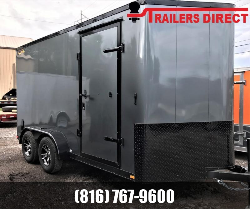 2020 Doolittle Trailer Mfg 7 X 14 Platinum Edition Enclosed Cargo Trailer