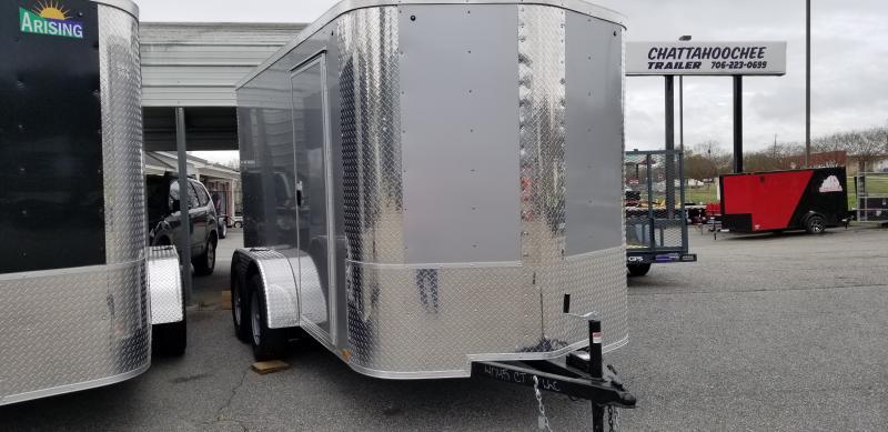 2020 Arising 6X12 TA Enclosed Cargo Trailer