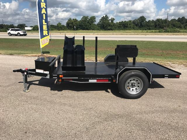 2018 East Texas  5x10 Welding Trailer