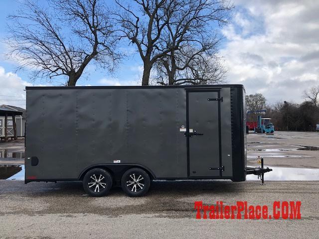 2018 Cargo Craft 8.5 x 18 Enclosed Cargo Trailer