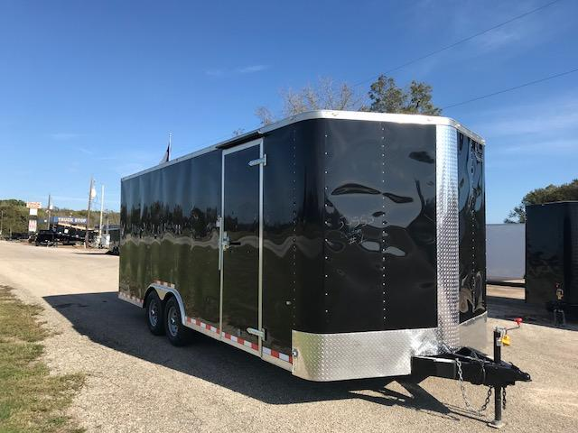 2018 Cargo Craft 8.5x22 Car Hauler Enclosed Cargo Trailer