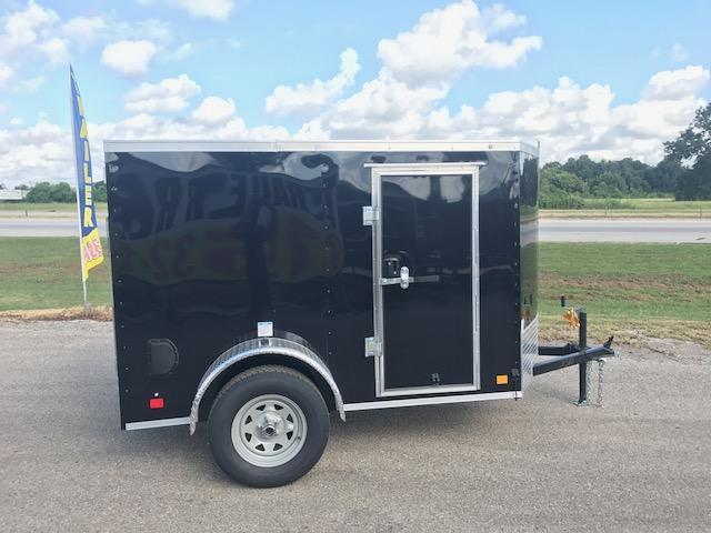 2018 Continental Cargo 5 x 8 Enclosed Cargo Trailer
