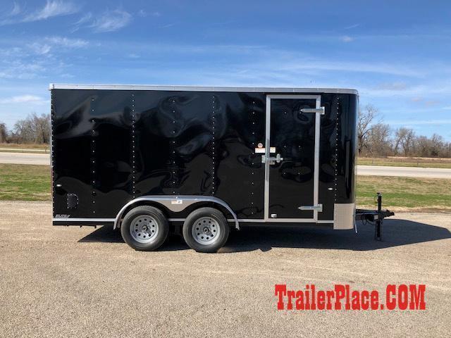 2018 Cargo Craft 7x16 Enclosed Cargo Trailer