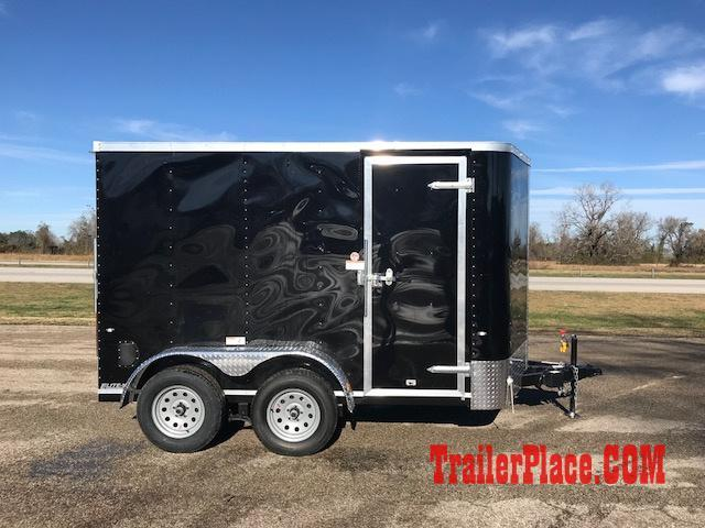 2018 Cargo Craft 7x12 Enclosed Trailer