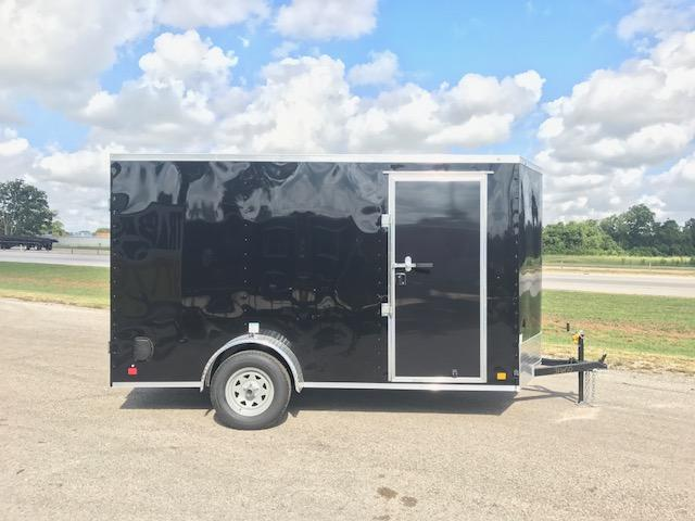 2018 Continental Cargo 6x10 Enclosed Trailer
