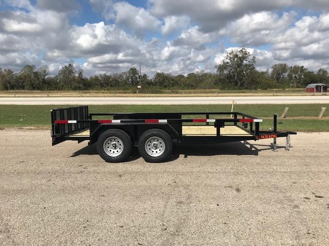 2018 Ranch King 82 x 14 Utility Trailer