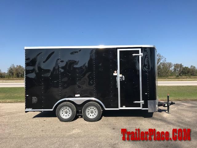 2018 Cargo Craft 8.5 x 16 Enclosed Cargo Trailer