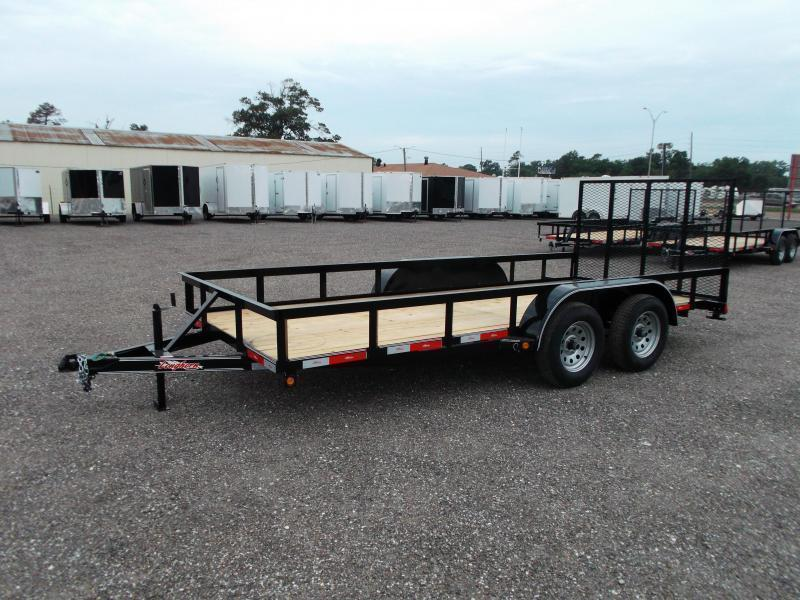 2015 Longhorn Trailers 16ft Utility Trailer