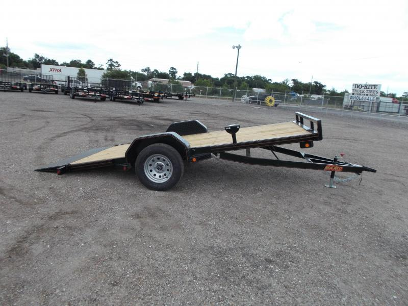 2017 Maxxd Trailers 14ft Gravity Tilt Side by Side Trailer / ATV Trailer