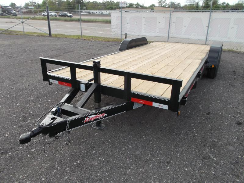 2014 Longhorn Trailers 20ft Tandem Axle 10K Car / Racing Trailer