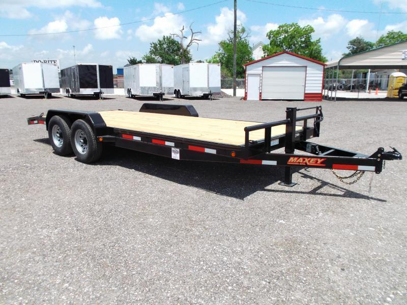 2016 Maxey 83X20 14K Car / Racing Trailer
