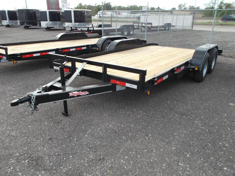 2014 Longhorn Trailers 16ft Tandem Axle 7K Car / Racing Trailer