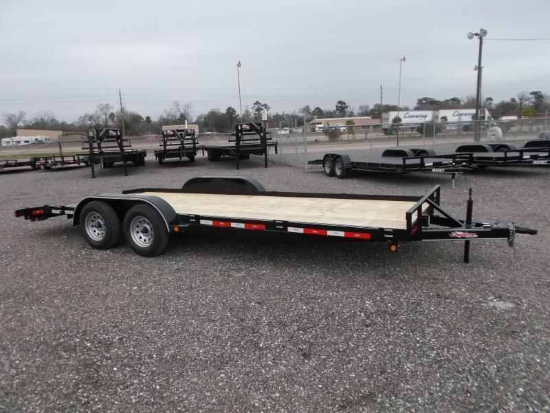 2017 Longhorn Trailers 20ft 7K Car / Racing Trailer