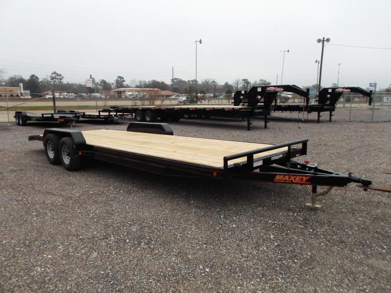 2015 Maxey 83X24 10K Car / Racing Trailer