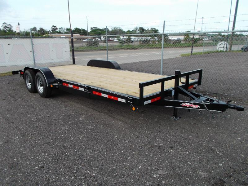 2015 Longhorn Trailers 20ft Tandem Axle 10K Car / Racing Trailer