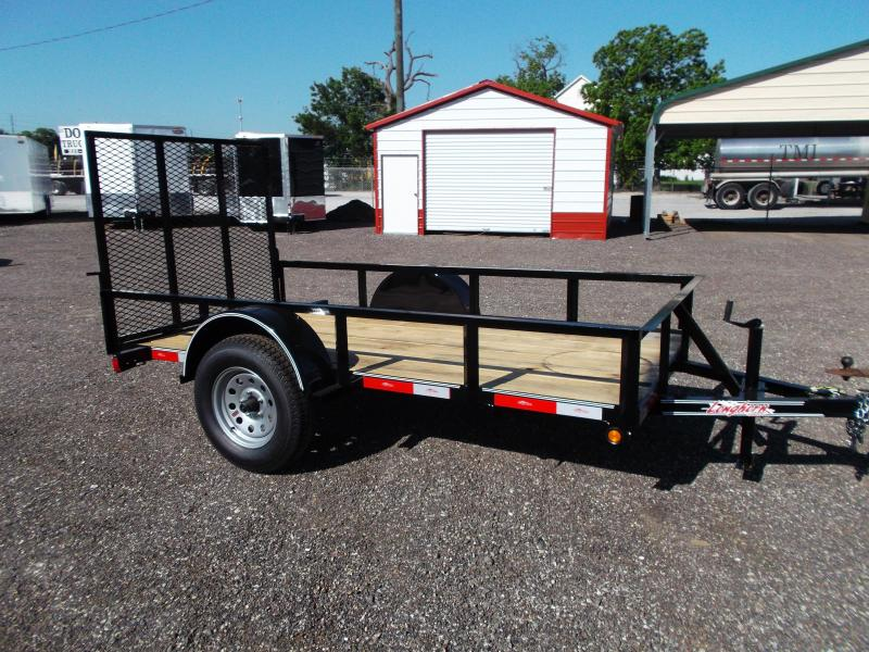 Beautiful 6m Enclosed Trailer Plan