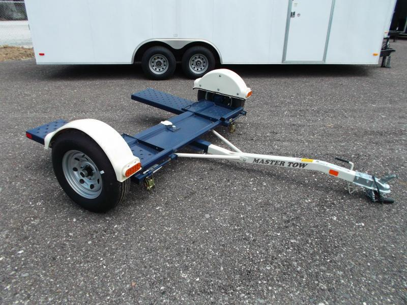 "2020 Master Tow 80"" THD Tow Dolly with Surge Brakes"