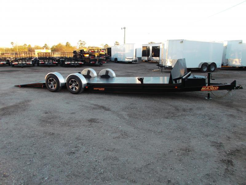 Movie rental trailers